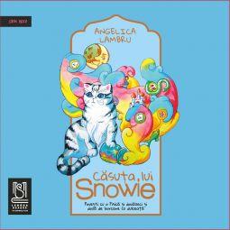 eBook Căsuța lui Snowie. Povești cu o Pisică și douăzeci și două de borcane cu dulceață - Angelica Lambru