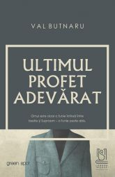 eBook Ultimul profet adevărat - Val Butnaru