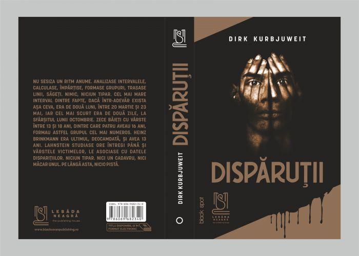 Dispăruții - Dirk Kurbjuweit