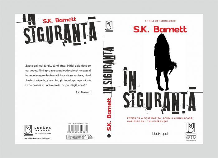 În siguranță - S.K. Barnett